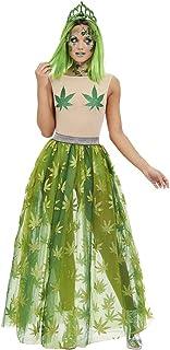 Smiffys Cannabis Queen Costume