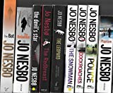 Harry Hole series 1-10 (Bat, Cockroaches, Redbreast, Nemesis, Devil's Star, Redeemer, Snowman, Leopard, Phantom, Police)