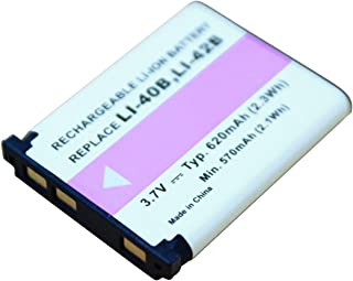 CGA-D54SE y CGA-D54SE//1H PowerSmart Bater/ía para Panasonic CGA-D54S