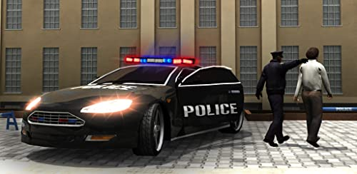 『Crime Town Police Car Driver』のトップ画像