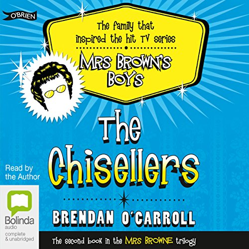 The Chisellers audiobook cover art