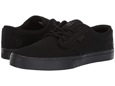 etnies Jameson 2 Eco (Dark Black) Men
