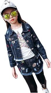Vaquero para niños de otoño y niña, jeans coreanos