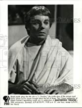 Historic Images - 1991 Press Photo Derek Jacobi in I, Claudius