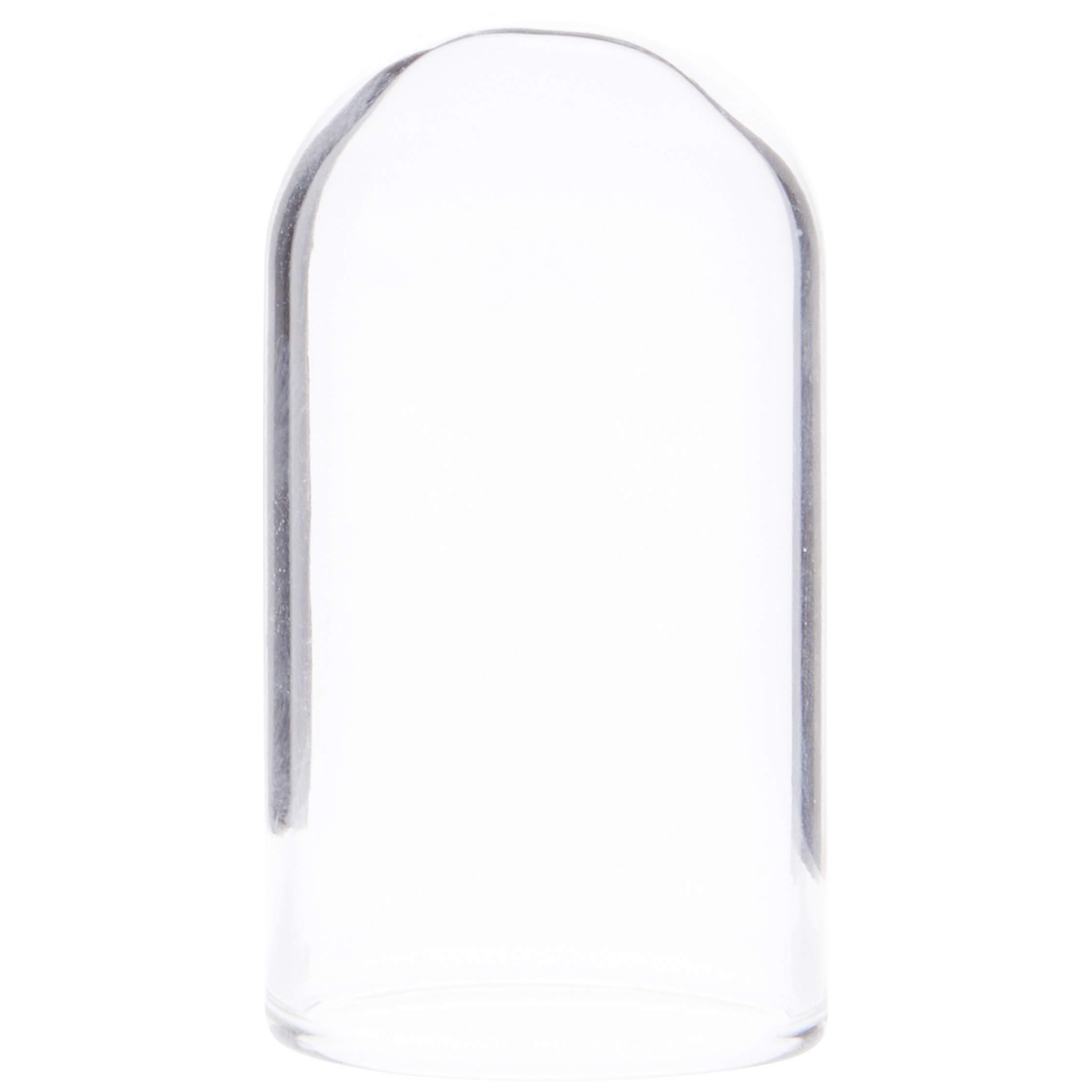 Divers Glass Super Dome plexy chrome Vetro armato Sub n° 338 diametro 33,8mm NOS