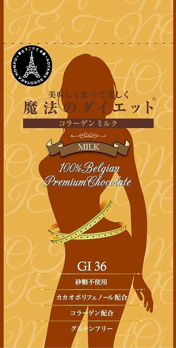 ホバー降伏セッティング魔法のダイエットコラーゲンミルク