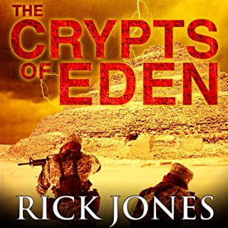 The Crypts of Eden audiobook cover art
