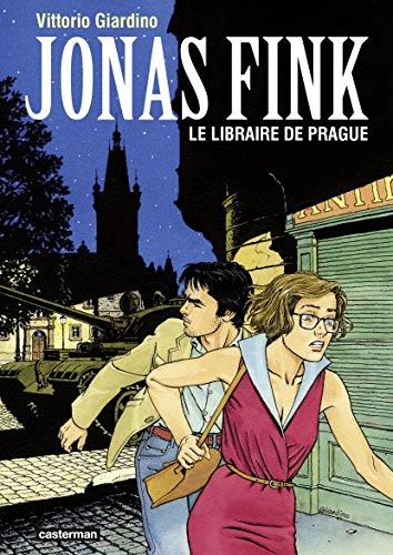 Jonas Fink (Tome 2) - Le libraire de Prague (French Edition)