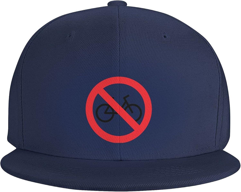 Bigfoot and Kayaking Flat Brim Baseball Hat Cowboy Hat Sun Hat Unisex