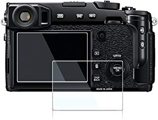 Screen Protector for Fujifilm X-PRO2 X-pro 2,debous Anti-Scratch Optical Tempered Glass Protective for Fuji X PRO2 Mirrorless Camera (2pack)