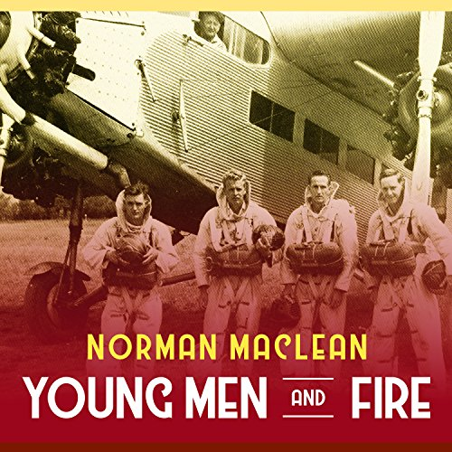 Young Men and Fire cover art