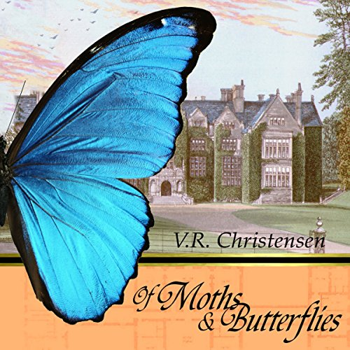 Of Moths and Butterflies audiobook cover art