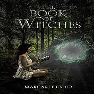 The Book of Witches audiobook cover art