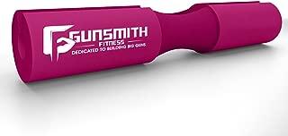 Gunsmith Fitness Cojín de Barra para Sentadillas de la