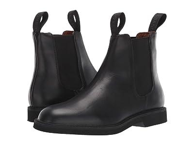 Sebago Chelsea Leather Polaris (Black) Women