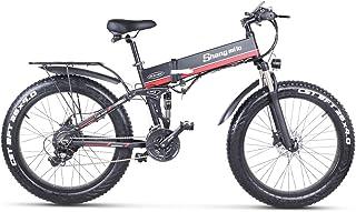 Sheng mi lo Bicicleta eléctrica 48V 1000W para Hombre Monta