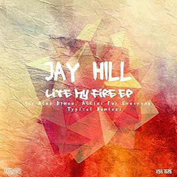 Lite My Fire EP
