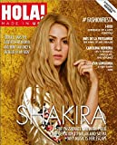 HOLA Magazine September 2017 SHAKIRA, J-ROD, Carolina Herrera, Eva Longoria