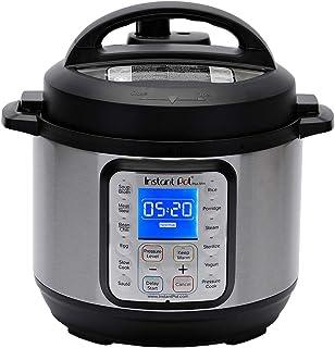 Instant Pot Duo Plus Mini 9-in-1 Electric Pressure Cooker, Sterilizer, Slow Cooker, Rice Cooker, Steamer, Sauté, Yogurt Ma...