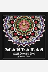 Adult Coloring Book: Mandalas Paperback