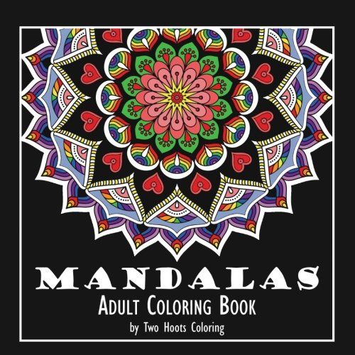 Price comparison product image Adult Coloring Book: Mandalas