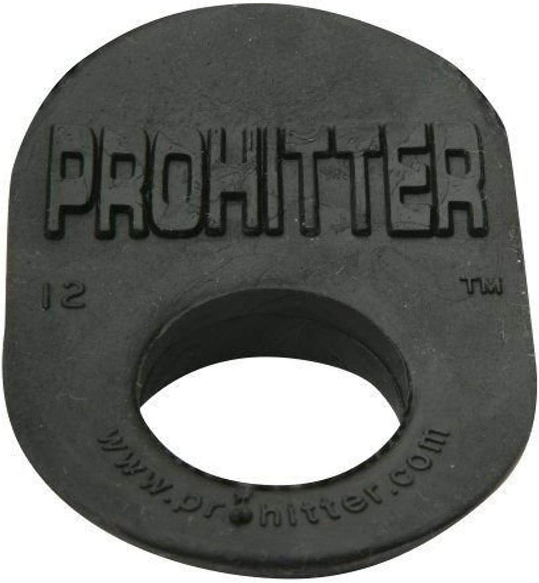 Adult Size White Made in USA Prohitter Pro Hitter Baseball Softball Bat Grip