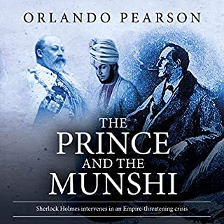 The Prince and the Munshi cover art