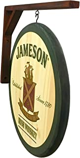 Jameson Whiskey - 2 Sided Pub Sign