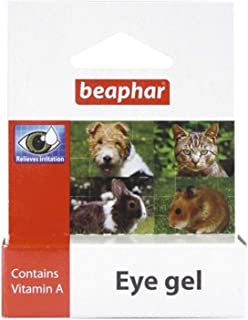 SIPW Beaphar Eye Gel Soothes Irritation Cleans Eyes Cats