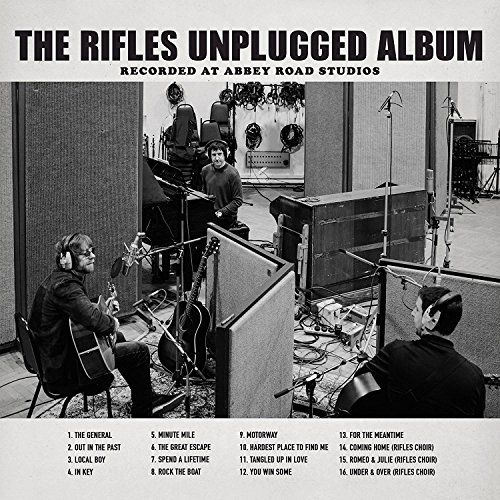 Rifles Unplugged Album: Recorded At Abbey Road Studios