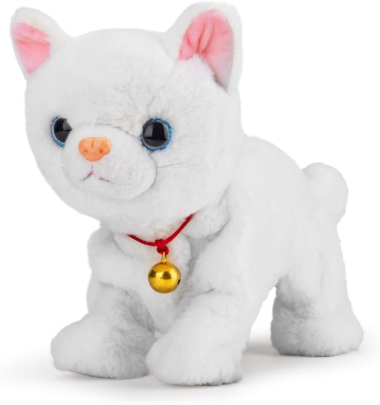 Interactive Electronic Plush Cat Toy - Control Super sale Update Courier shipping free Meow Touch