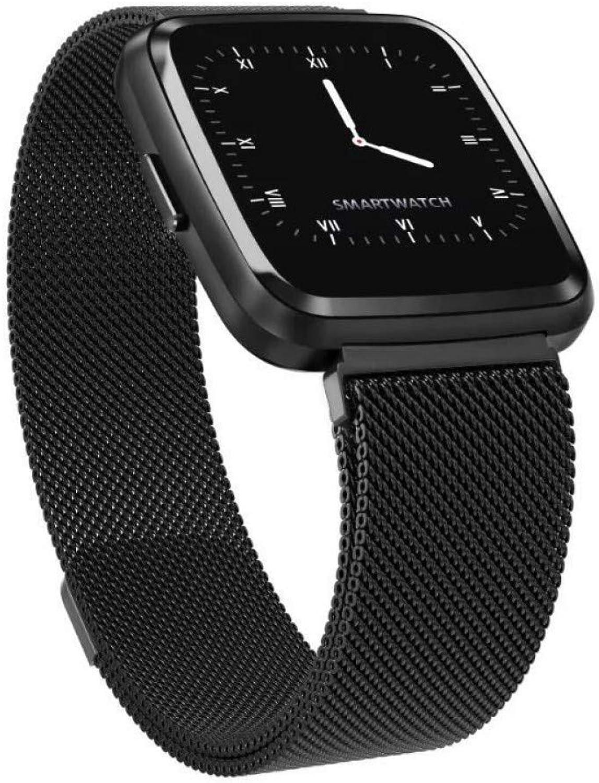 HHCUIJ Smart Watch Wasserdicht Fitness Tracker -Puls -Monitor Blautdruck Frauen Mnner Uhr Smartwatch Für
