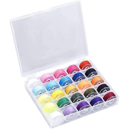 cannettes couleur machine à coudre