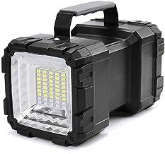 8000LM USB Opladen LED Werklamp Zaklamp 15000 Mah Batterij Spotlight Hand Lamp Camping Lantaarn Zoeklicht voor Jacht Jach...