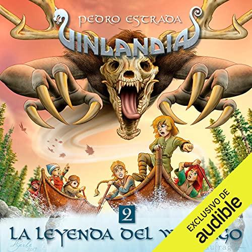 Diseño de la portada del título La leyenda del wendigo