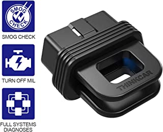 thinkcar 1S OBD2 Scanner Bluetooth, Full OBD2 Function + All System Diagnostic Car Code Reader for iOS & Android, Diagnostic Scan Tool with Black Box, Engine Check Code Reader for Vehicles After 2005