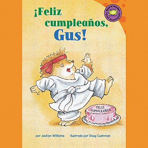Feliz cumpleanos, Gus! (Happy Birthday, Gus!) cover art