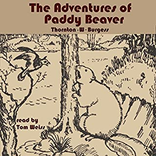The Adventures of Paddy Beaver audiobook cover art