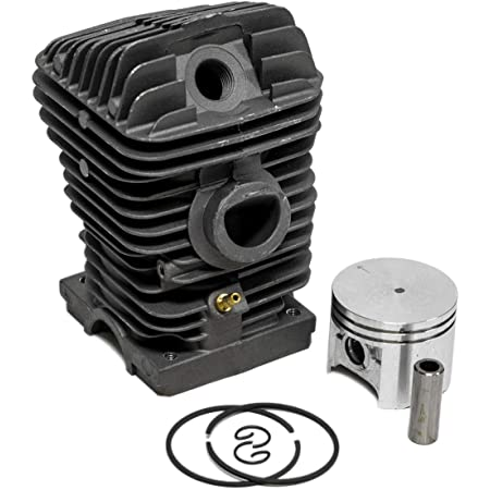 1123 020 1209 Cylinder Piston 42.5mm Kit FitsStihl 023 025 MS230 MS250 Chainsaw