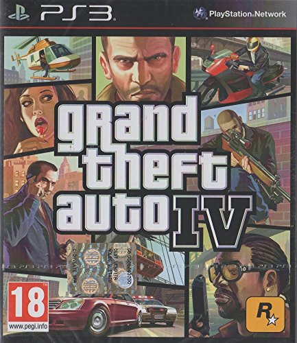 GIOCO PS3 GTA IV
