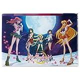 Bandai Sailor Moon Sailor Sailor Moon Gift Idea, Postcard, School, Office, Multicoloured, S2157454