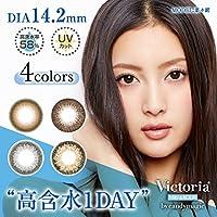 Victoria1day AQUA(1箱20枚入)チャコール (-7.5)