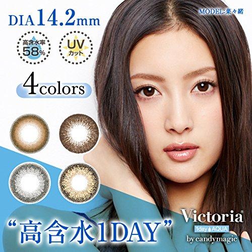 Victoria1day AQUA(1箱20枚入)キャメル (±0.00)