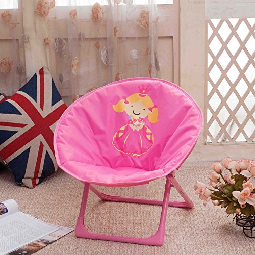 Klappstühle Kinder klein Erwachsene Mond Stuhl Sonne Stuhl Schmetterling Stuhl Faule Stuhl Radar Stuhl Liege Sessel Stuhl runden Stuhl Stuhl Liegestuhl (Farbe : 5)