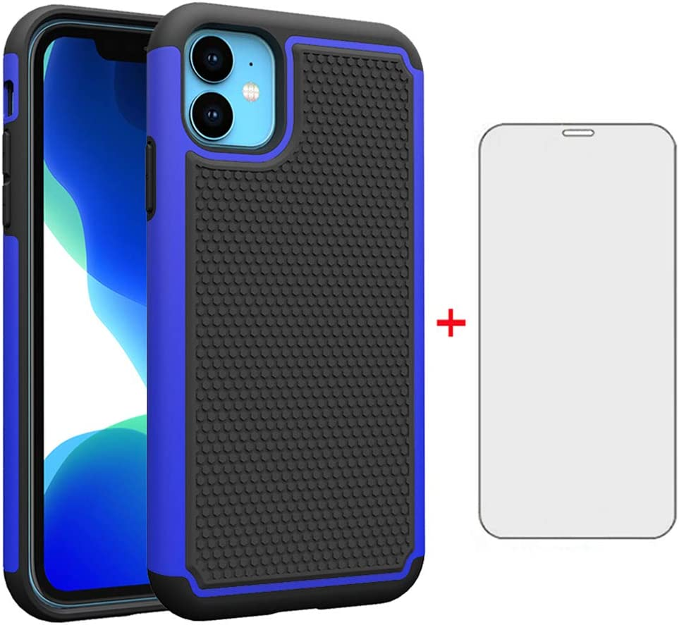 Latest item Phone Credence Case for iPhone 11 2019 Glass with Tempered inch 6.1 Scree