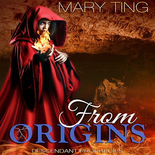 From Origins audiobook cover art