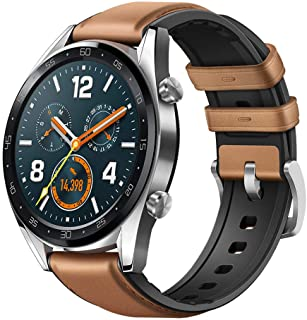 comprar comparacion Huawei Watch GT Fashion - Reloj (TruSleep, GPS, monitoreo del ritmo cardiaco), Marrón