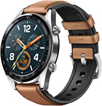 "HUAWEI Watch GT Classic - GPS Smartwatch with 1.39"" AMOLED Touchscreen, 2-Week Battery Life, 24/7 Continuous Heart Rate Mo..."