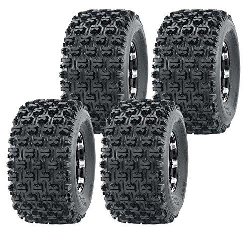 Set of 4 WANDA ATV Tires 22x11-10 22x11x10 GNCC Racing 4PR 10268