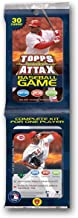 2011 Topps Attax Baseball Factory Sealed Unopened Starter Kit Value Pack Which Contains 30 Cards Including 16 Topps Attax Baseball Base Cards, 10 Uncommon Cards, 2 Rare Cards, 2 Parallel Cards and a Rules Sheet.